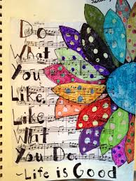 Journal Decorating Ideas by Teachable Moments Art Journaling Quotes I Hope To Do Art As