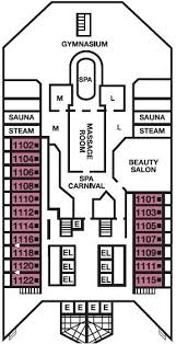 Carnival Freedom Floor Plan Carnival Freedom Cruises Great Deals On Cruises With Cruiseabout