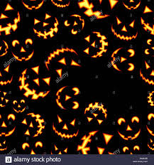 halloween repeating background patterns halloween terror background pattern stock vector art