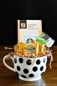 gift mugs with candy 20 gift basket ideas coffee gift and basket ideas