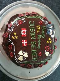justin bieber images justin bieber birthday cake hd wallpaper