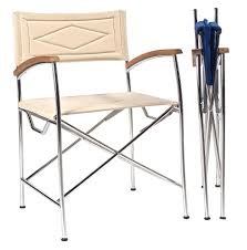 Directors Folding Chair Stainless Steel Folding Chair Atep