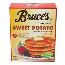 latke mix bruce s sweet potato pancake mix 1 5 lb bruce foods