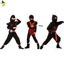 ninja halloween costume kids online get cheap ninja costume kids aliexpress com alibaba group