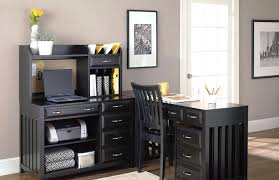 L Shaped Desk For Home Office Gorgeous L Shaped Black Computer Desk Desk L Shaped Home Office L
