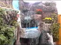 waterfalls decoration home ganpati decoration waterfall ideas best waterfall 2017