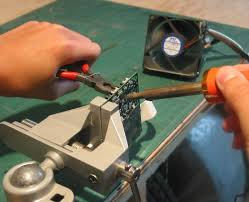How To Dispose Of Kitchen Knives Recycle Old Pcb Components 8 Steps