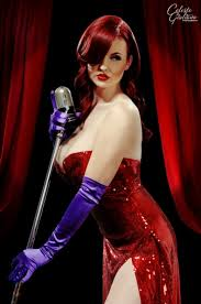 halloween costumes for redheads jessica rabbit halloween