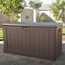 Wayfair Garden Furniture Lifetime Outdoor Storage Box 116 Gallon 60089 Walmart Com