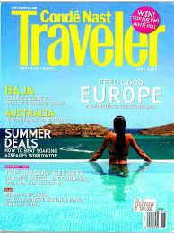 traveler magazine images Cond nast traveler covers phi phi j research jpg