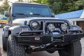 jeep wrangler blue headlights jw speaker evolution 2 8700 led headlights jeep