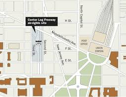 Union Station Dc Floor Plan Let The Heavy Work Begin On The 1 3b Capitol Crossing From