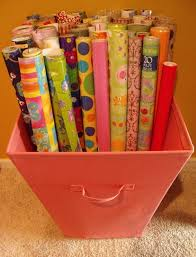 where to buy cheap wrapping paper 20 best gift wrap craft storage ideas images on