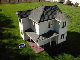 dog house plans with covered porch escortsea plan dh09 exterior