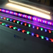 dmx controller rgb led wall washer light 36w led reflector