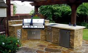 Red Lacquer Kitchen Cabinets How To Build Outdoor Kitchen Cabinets Blue Ceramic Tile Worktop