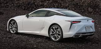 lexus coupe 2003 new lexus lc brings new platform hybrid system sae international