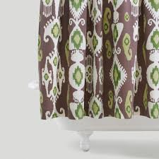 purple and green shower curtain excellent curtains targovci com