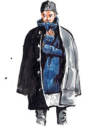 476 best daily fashion illustration images on pinterest daily