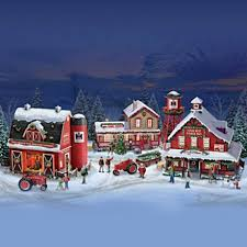 lighted christmas village collections christmas lights card and