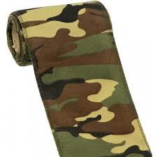 camouflage ribbon 4 camouflage fabric ribbon b35 0481 craftoutlet