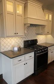 Brown Tile Backsplash by Arabesque White Tile With Grey Grout Google Search Steam
