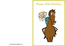 100th Birthday Card Free Printables Free 100th Birthday Greeting Card Template And