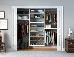 Shoe Closet With Doors Best Closet Organizer Wardrobe Walk In Closet Organizer Built In