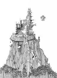finished this massive 59 4cm x 84 1cm pen u0026 ink drawing u2013 aaron