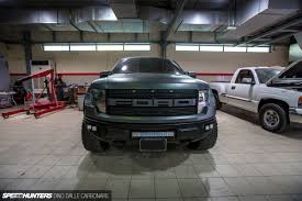 Ford Raptor Hunting Truck - nas racing u0027s 800hp twin turbo raptor speedhunters