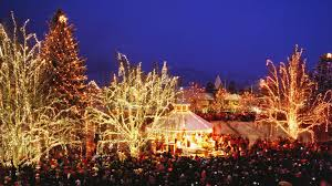 best christmas festival christmas events