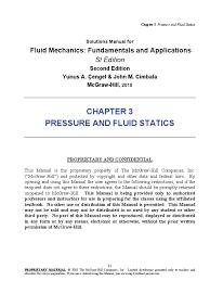 si fm 2e sm chap03 pressure measurement pressure