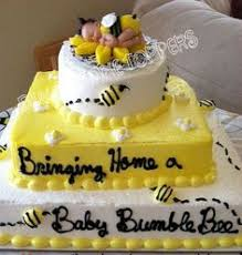 bee baby shower ideas what will it bee cake search