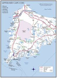 cape cod map cape cod area map