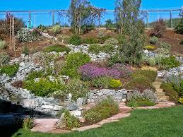 Slope Landscaping Ideas For Backyards Hillside Landscape Design Gardening Projects Pinterest