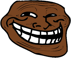 Troll Face Know Your Meme - trollface coolface problem trollface coolface problem