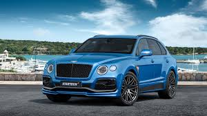 modified cars wallpapers bentley bentayga by startech wallpaper hd car wallpapers