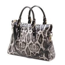 high fashion snake skin tote handbag wholesale at koehler home decor