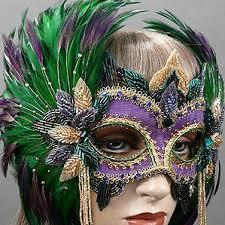 mardi gras headbands mardi gras mask renaissance handmade masquerade