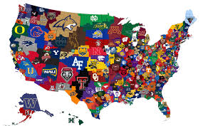Unm Campus Map Updated Closest Ncaa D1 Men U0027s Basketball Program To The