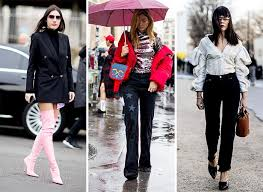 style trends 2017 paris fashion week fall 2017 street style trends fashionisers