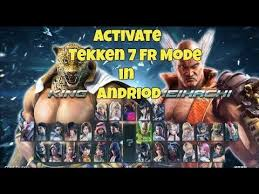 tekken apk tekken 7 apk cheats mod 100 working for andriod mobile