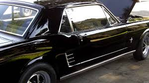 Black 1966 Mustang 99 Reviews 1966 Ford Mustang Gt Coupe On Margojoyo Com