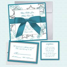 teal wedding invitations teal and silver wedding invitations the wedding specialiststhe