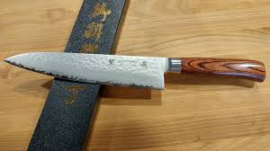 tamahagane kitchen knives tamahagane san tsubame wood gyuto chef knife 8 wulff cutlery