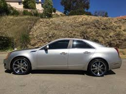 2008 cadillac cts tire size 2008 cadillac cts 3 6l on 20 rims for sale in vista ca stock