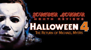 halloween movies wallpaper halloween 4 the return of michael myers 1988 forever horror