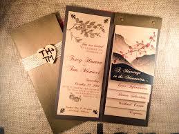 layered wedding invitations wedding invitations
