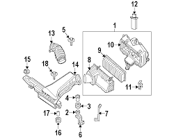 parts com nissan maxima engine appearance cover oem parts