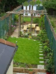 narrow backyard design ideas 1000 narrow backyard ideas on